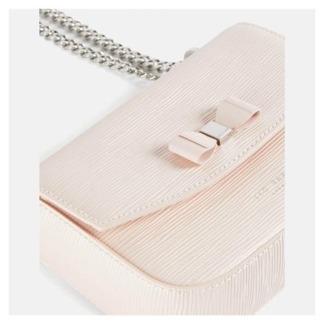Ted Baker Women's Doilly Bow Detail Mini Cross Body Bag - Dusky Pink