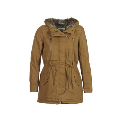 Only BARBARA women's Parka in Brown