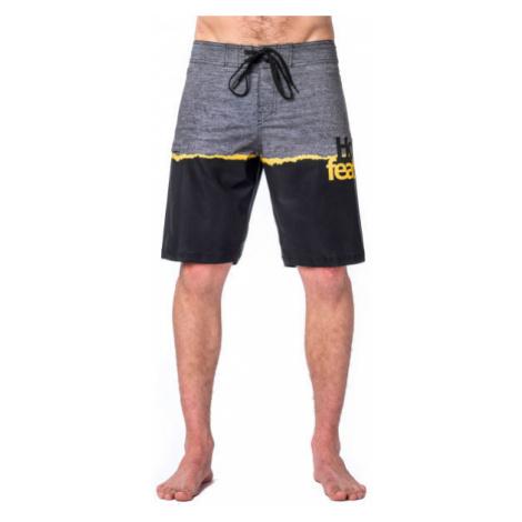 Horsefeathers STAN BOARDSHORTS grey - Men's swim shorts