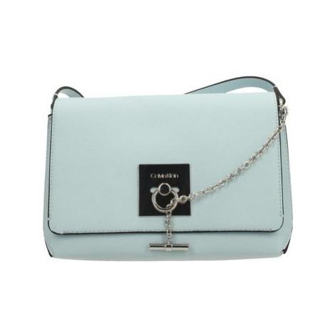 Calvin Klein Jeans K60K605061 women's Shoulder Bag in Blue