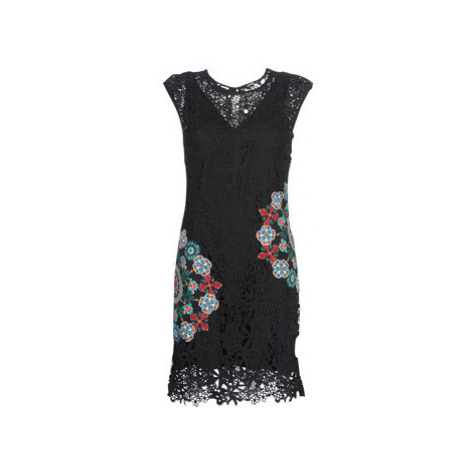 Desigual MALPASO women's Dress in Black