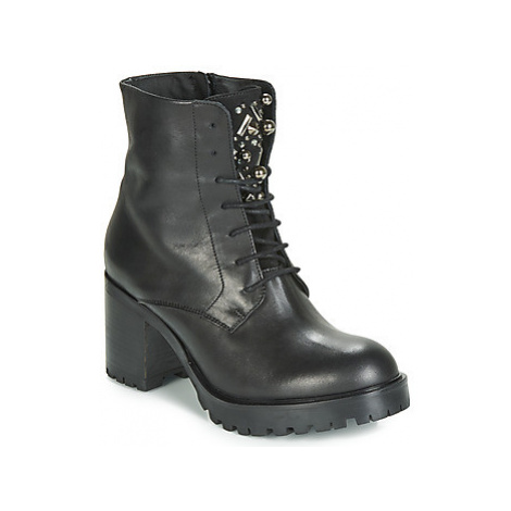 Tosca Blu KATE women's Low Ankle Boots in Black