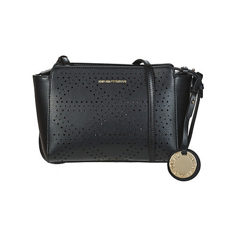 Emporio Armani Y3B084-YGE2A-88060 women's Shoulder Bag in Black