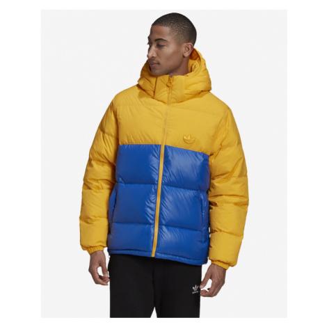 adidas Originals Down Regen Jacket Blue Orange