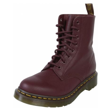 Dr. Martens - 1460 Pascal Virginia - Boots - burgundy Dr Martens