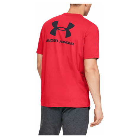Under Armour Sportstyle LC T-shirt Red