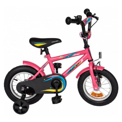 Amulet MINI 12 pink - Children's bicycle