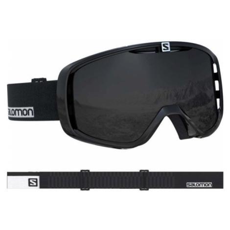 Salomon AKSIUM SOLAR black - Ski goggles