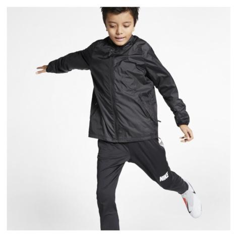 Nike Academy Older Kids' Football Jacket - Black
