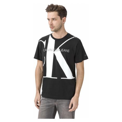 Calvin Klein Monogram T-shirt Black