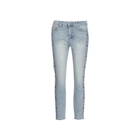 Desigual OLIMPIA women's Jeans in Blue