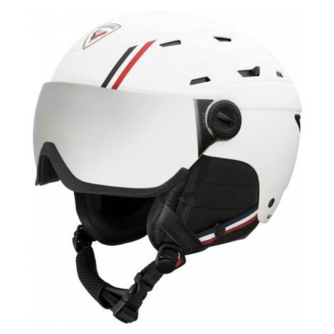 Rossignol ALLSPEED VISOR IMP STRATO white - Men's ski helmet