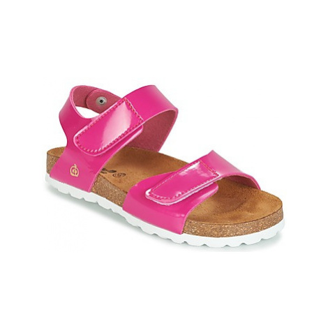 Citrouille et Compagnie BELLI JOE girls's Children's Sandals in Pink