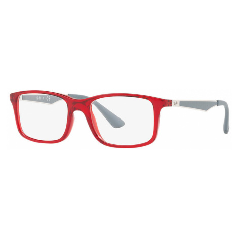 Ray-Ban Rb1570 Unisex Optical Lenses: Multicolor, Frame: Grey - RB1570 3723 47-16