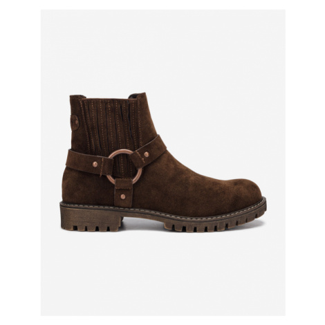 Roxy Road Trip Ankle boots Brown