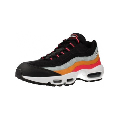 Nike AIR MAX 95 men's Shoes (Trainers) in Black