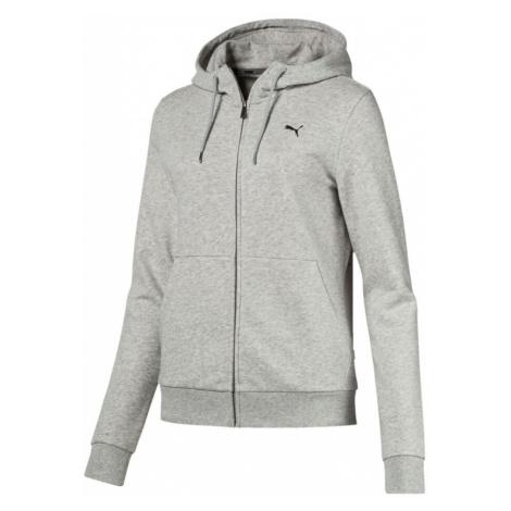 Essential Hooded Zip Hoodie Women Puma