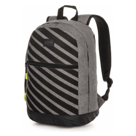 Loap RONDO gray - City backpack