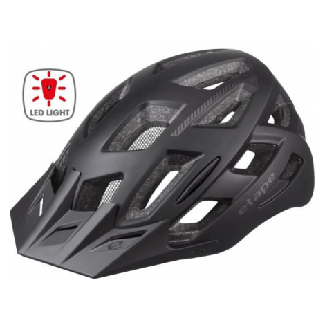 Etape VIRT LIGHT black - Cycling helmet