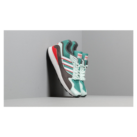 adidas Ultra Tech True Green/ Ftw White/ Lush Red