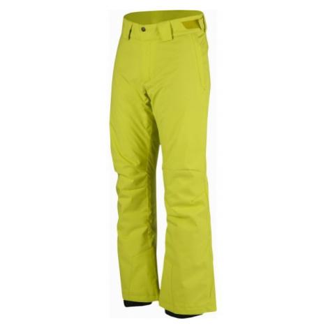 Salomon STORMPUNCH PANT M yellow - Men's winter pants