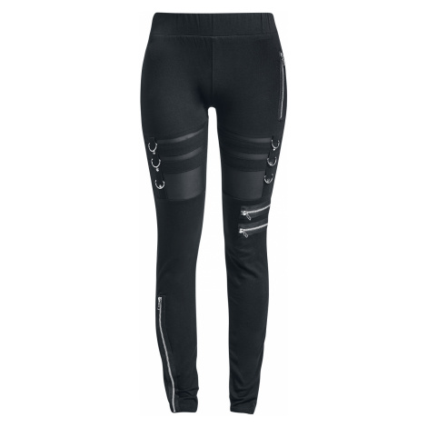 Chemical Black - Inka Leggings - Leggings - black