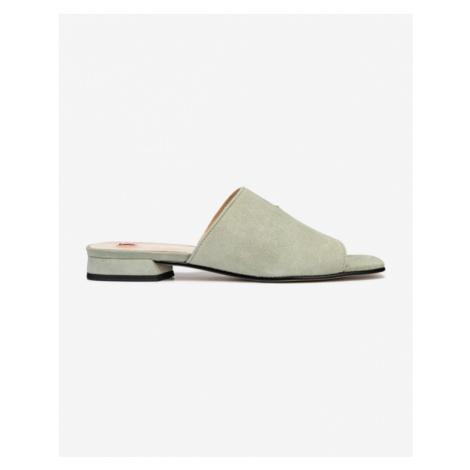 Högl Slippers Grey