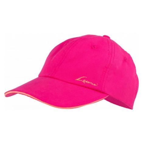 Lewro ELONZO pink - Kids' cap