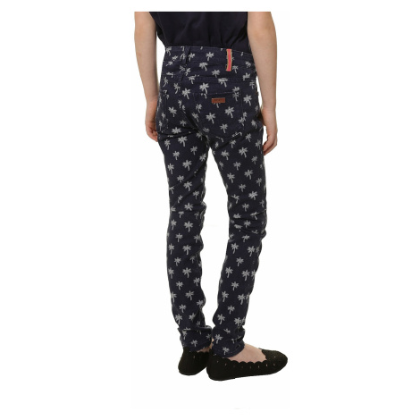 trousers Roxy Lytonia - BTC7/Mini Little Palm Tree Combo Eclipse