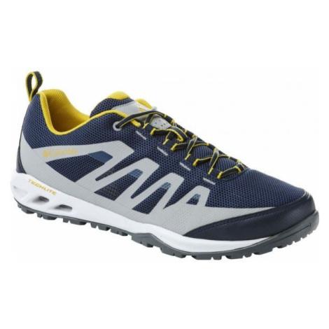 Columbia VAPOR VENT blue - Men's outdoor shoes