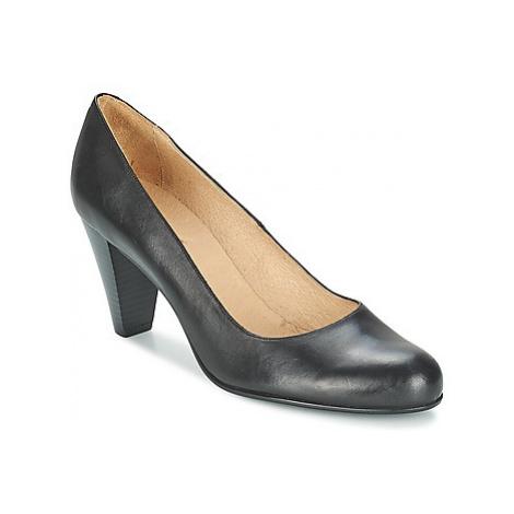 So Size OTTON women's Court Shoes in Black
