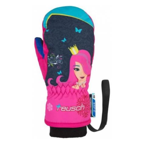 Reusch FRANKY R-TEX XT MITTEN pink - Ski gloves