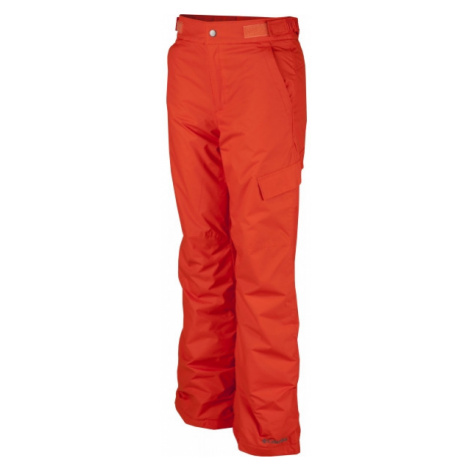 Columbia ICE SLOPE II PANT orange - Boys' ski trousers