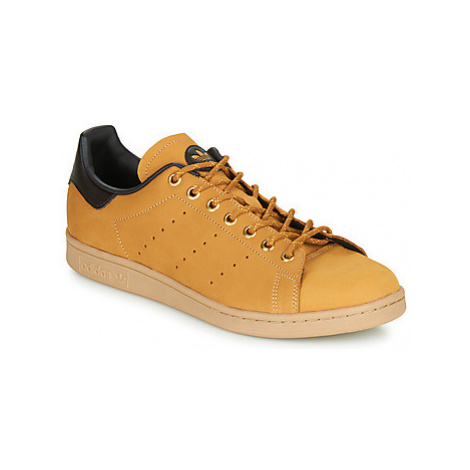 Adidas STAN SMITH men's Shoes (Trainers) in Brown