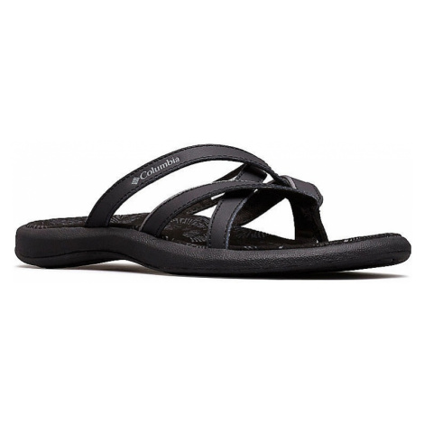 flip flops Columbia Kambi II - Black/Ti Gray Steel - women´s