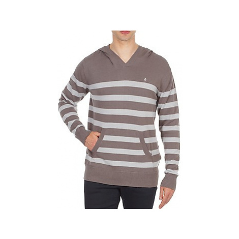 Nixon MCKOY SWEATER men's Sweatshirt in Brown