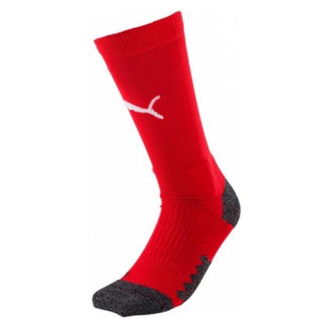 Puma TEAM LIGA TRAINING SOCK red - Men's football socks