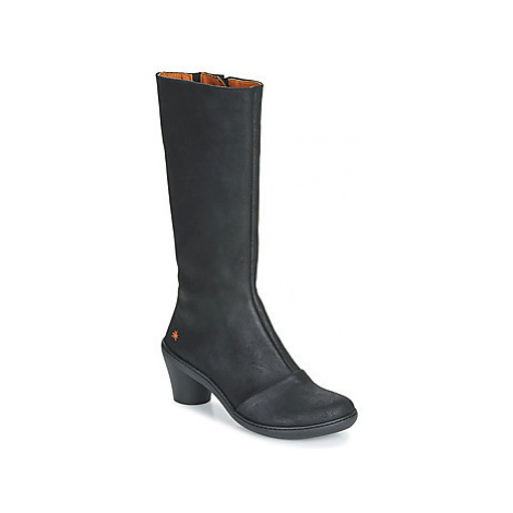 Art ALFAMA women's High Boots in Black