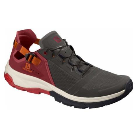 Salomon TECHAMPHIBIAN 4 black - Men's hiking shoes