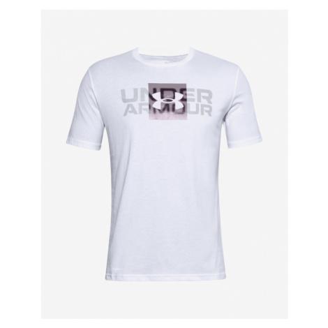 Under Armour Box Logo Wordmark T-shirt White