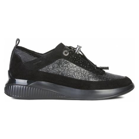 Geox Theragon Sneakers Black