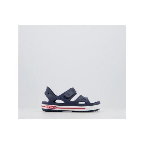 Crocs Sandal Kids NAVY WHITE