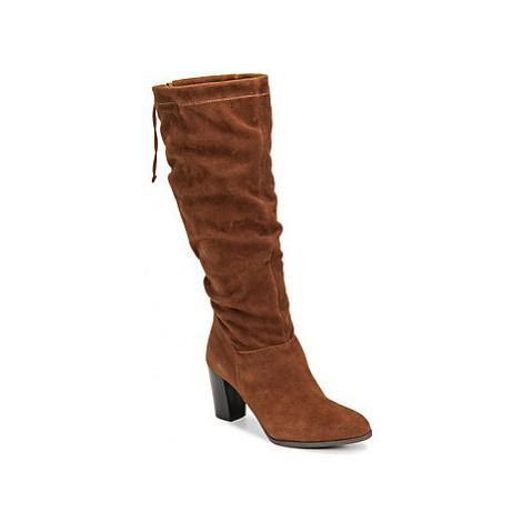 Tamaris TROIA women's High Boots in Brown
