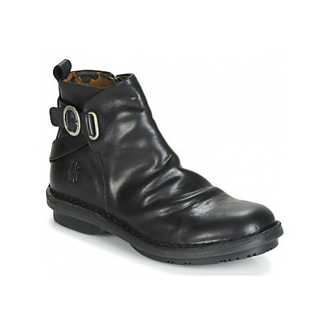 Fly London FICO women's Mid Boots in Black