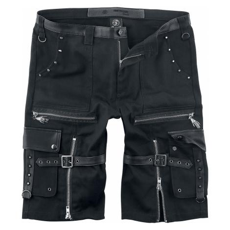 Brandit - Gothic Short Man - Shorts - black