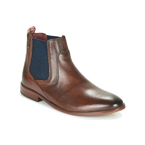 Base London SCOUT men's Mid Boots in Brown
