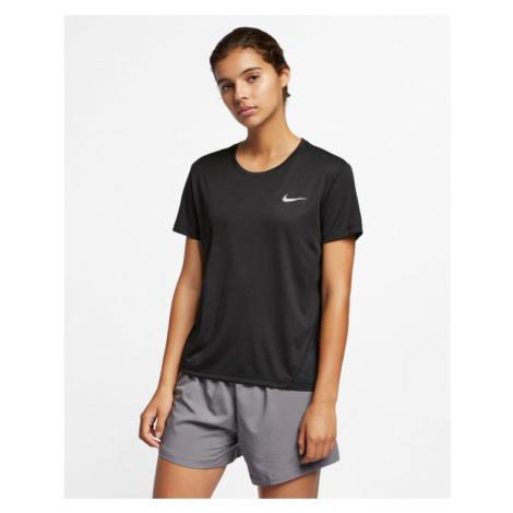 Nike Miler T-shirt Black