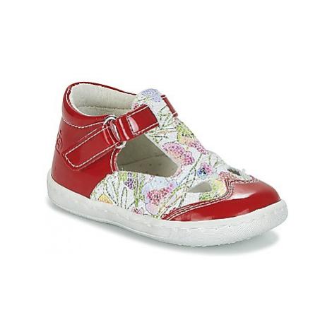 Citrouille et Compagnie IARTIALAN girls's Children's Sandals in Red