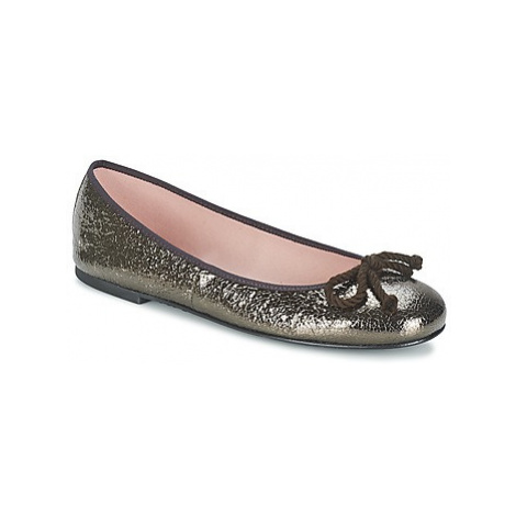 Pretty Ballerinas DREAM FUCILE women's Shoes (Pumps / Ballerinas) in Gold