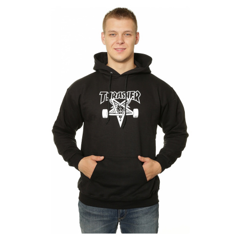 sweatshirt Thrasher Skate Goat - Black